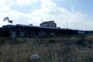 תחנת הרכבת ירושלים בשנת 2008 - צילום ארכיון: אפי אליאן