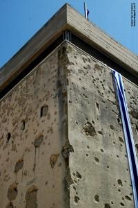 מודל לחימה במצודת יואב - צילום: אפי אליאן