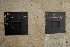חריכי ירי במצודת יואב - צילום: אפי אליאן
