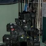 מכשירי קשר בשימוש חטיבת גבעתי - צילום: אפי אליאן