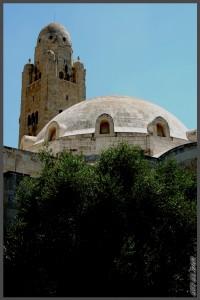 מגדל YMCA והיכל הספורט בירושלים - צילום: אפי אליאן