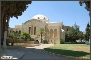 """היכל הספורט במתחם ימק""""א ירושלים - צילום: אפי אליאן"""