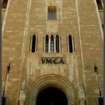 """הכניסה למגדל ימק""""א ירושלים - צילום: אפי אליאן"""