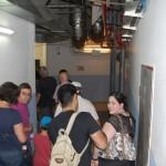 הכניסה למסדרון הראשון בדרך למטה - צילום: אפי אליאן