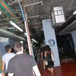 חולפים בין המסדרונות - צילום: אפי אליאן