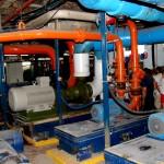 חדר החשמל בקומה מינוס שלוש - צילום: אפי אליאן