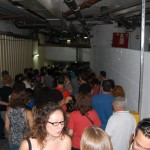 המורד לקומה מינוס 4 בקניון דיזנגוף - צילום: אפי אליאן