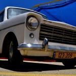מכונית מדגם כרמל אשר יוצא במפעלי הרכב הישראלי בטירת הכרמל - צילום: אפי אליאן
