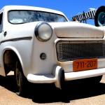 סוסיתא מדגם קוביה - מכונית ארץ ישראלית - צילום: אפי אליאן