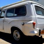 סוסיתא מדגם קוביה - מכונית ארץ ישראלית מקורית - צילום: אפי אליאן