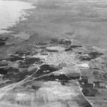 תצלום אוירי שבוצע מעל כפר איסדוד בשנת 1935