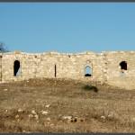 מסגד סלמאן אל פארסי בחורבות כפר איסדוד