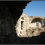 מבט מערב למזרח במסגד סלמאן אל פארסי