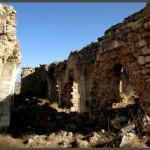 מבט אל החזית הצפונית של מסגד סלמאן אל פארסי