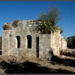 קבר השיח אבו אל קאבל מצד מערב למזרח