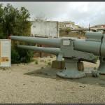 התותחים המקוריים של מיצרי טיראן