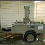 מטבח שדה צבאי