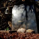 לוח זכרון באנדרטת הזכרון ל-73 חללי אסון המסוקים