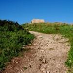 הדרך העולה על גבעת סמארה