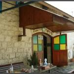 הכניסה למוזיאון הרכבת בחיפה