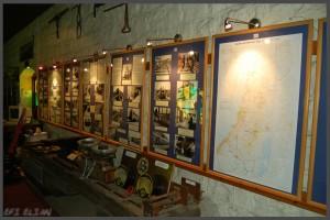 לוחות תצלומים ותיעודים של תקופות ברכבת ישראל