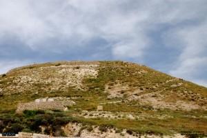 הר ההרודיון הינו הר מלאכותי שנבנה סביב מבצר
