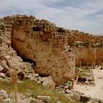 המגדל הצפוני במבצר ההרודיון