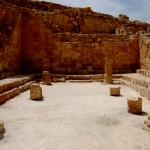בית הכנסת שנבנה על ידי המורדים היהודים בהרודיון