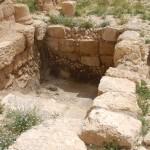מקווה טבילה וטהרה שנחפר על ידי המורדים היהודים בהרודיון
