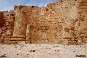 המגדל המערבי של מבצר ההרודיון
