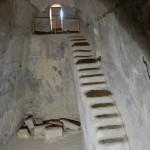 מאגר מים במעמקי מבצר ההרודיון