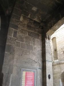 שער יפו לפני השיפוץ - צילום: אבי משיח - רשות העתיקות