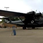 מטוס הקטלינה במוזיאון חיל האויר הישראלי