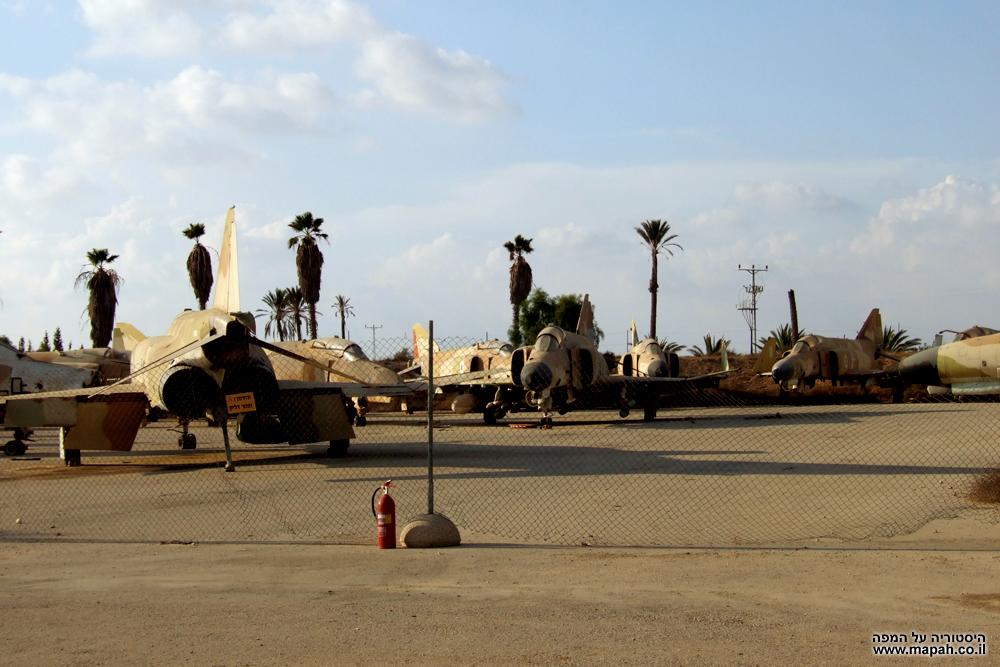 מאחורי הגדרות , המטוסים שסיימו את פעילותם בשחקים