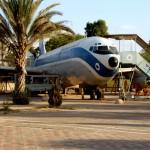 מטוס בואינג 707 (ראם) של מוזיאון חיל האויר בחצרים