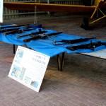 הנשקים שנגנבו מבסיס חיל האויר תל נוף בתקופת המנדט והתגלו בקיבוץ גבעת ברנר