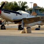 אחד מהמטוסים הראשונים של טייסת 101 - טייסת הקרב הראשונה
