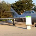 מטוס מיג 15 שנלקח כשלל במהלך מלחמות ישראל