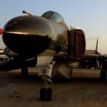 מטוס הפאנטום - קורנס 2000 במוזיאון חיל האויר חצרים
