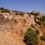 מבט אל חומות העיר המערביים