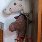 ראש סוס על מקל , מוזיאון מזכרת בתיה