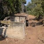 מבנה שובך היונים של ארגון ההגנה בקיבוץ גבעת ברנר