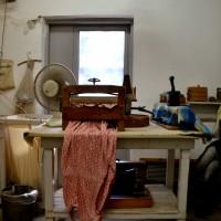 חדר המכבסה במכון איילון