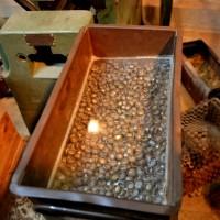 ארגז חלקי קליעי הסטן במכון איילון
