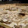 שטח הפסיפס בקיסריה - צילום: אפי אליאן