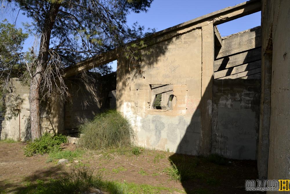 חלקו הדרומי של מפעל הגופרית בבארי - צילום: אפי אליאן