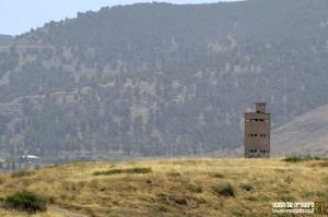 מגדל השלושה - קיבוץ ניר דוד - צילום: אפי אליאן