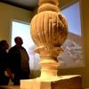 ראש המאוזוליאום ששוחזר מקברו של הורדוס - צילום: אפי אליאן