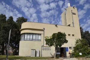 חוסמסה - מבנה המוזיאון - צילום: אפי אליאן