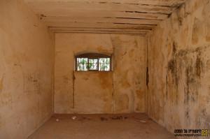 חדר מנהל תחנת רכבת נחל שורק - צילום: אפי אליאן